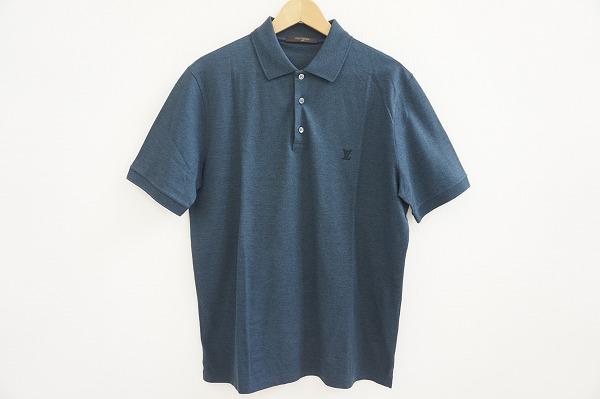 ルイ・ヴィトン LOUIS VUITTON ポロシャツ XL 美品 メンズ