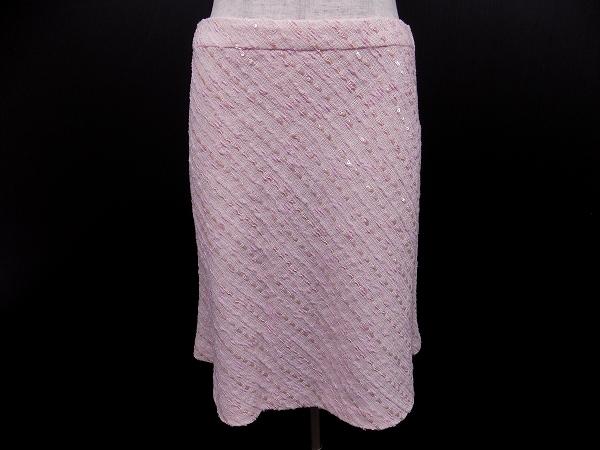 ハロッズ スカート 2 ピンク 美品 レディース