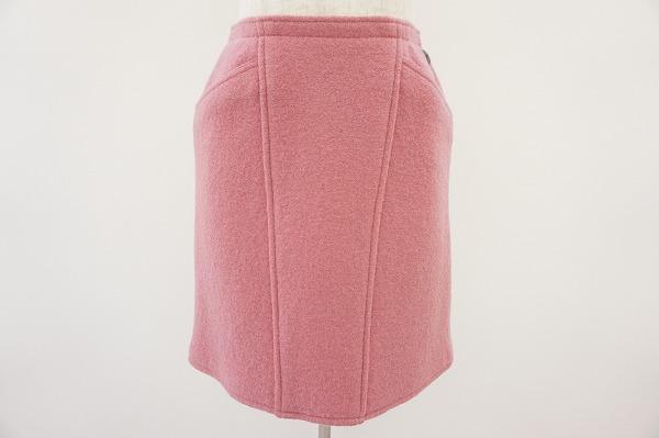 シャネル スカート ピンク ココマーク レディース