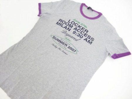 【買取り致しました】ディースクエアードのTシャツで1ランク上のきれいめカジュアル!