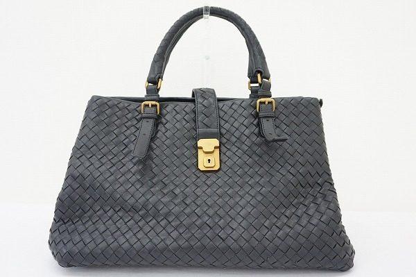 いつかは持ちたいバッグ。ボッテガ・ヴェネダのイントレチャートを買取しました。