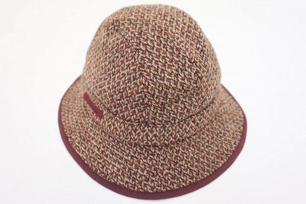 大人の遊び心と渋さを演出!帽子好きのあなたに。パパスのウール帽子を買取しました