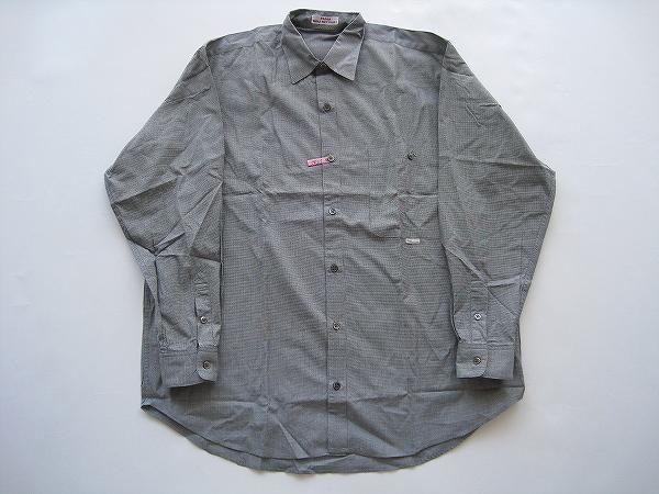年齢を選ばず使いやすい。ナチュラルテイストなパパスの長袖シャツを買取しました