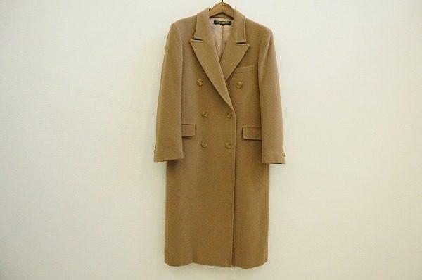 トラディショナルブランドによるハンサムライクなスタイル。ブルックスブラザーズのコートを買取しました