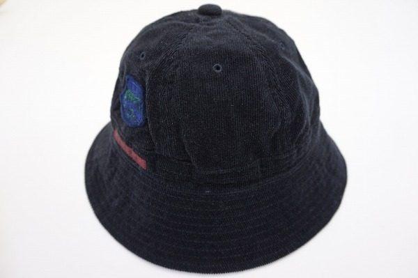 秋冬のコーディネートに仕上げにどうぞ。パパスのコーデュロイ帽子を買取いたしました
