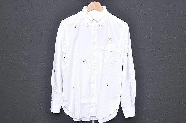 何度も着たくなる!パパスのホワイトシャツを買取いたしました