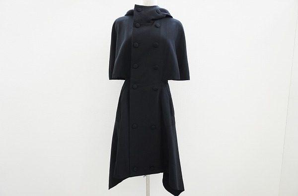 ヨウジヤマモトのポンチョスタイルのコートを買い取りました