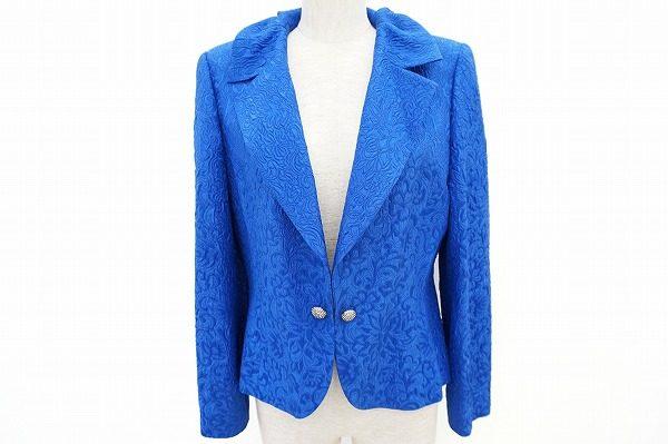 美しいシルエットや華やかさをさり気なく込めて。ジュンアシダのジャケットを買取いたしました