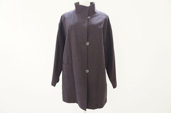 実用性とオシャレを兼ね備えた、儀右エ門のコートを買取いたしました