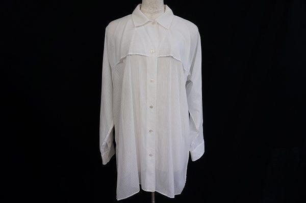 高級感を肌で感じていただきたいエルメスのシャツブラウスを宅配買取いたしました