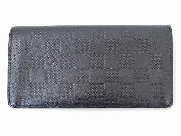 収納性に優れた、持ち歩きやすいデザインが人気!ルイヴィトンの長財布を宅配買取いたしました