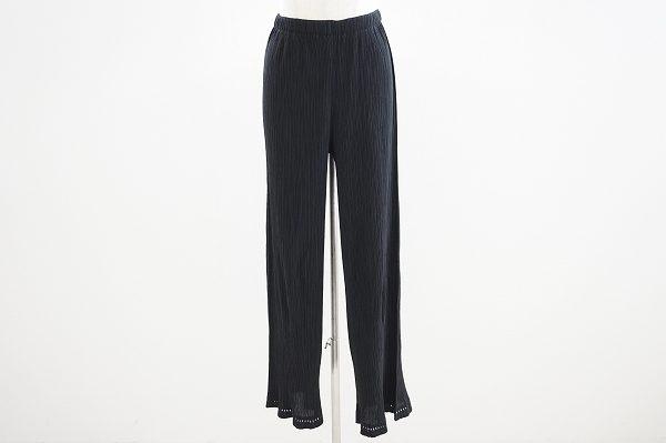 軽くてオシャレ、秋のお出かけ着にもピッタリなイッセイミヤケのプリーツパンツを宅配買取いたしました