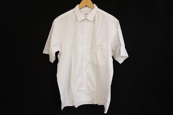 こだわりの洋服作りスタイルが詰まった、パパスのシャツを出張買取いたしました