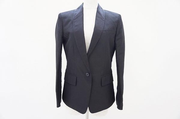 素材にこだわったシックなドルチェ&ガッバーナのジャケットをお買取いたしました