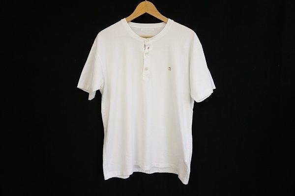 ベーシックで使い勝手が良い、パパスの白Tシャツを出張買取いたしました