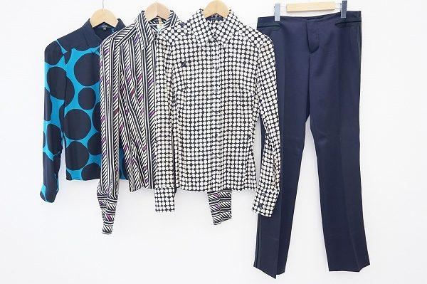 高いファッションセンスがを感じさせる、グッチのシャツブラウス・パンツを買取いたしました