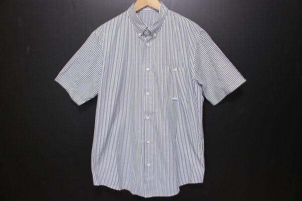 ベーシックなデザインだからこそ着て上質さがわかる、パパスのシャツを宅配買取いたしました