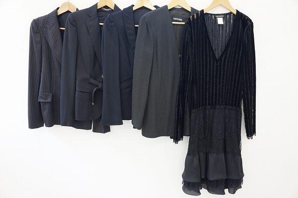 上質でビジネスやフォーマルなシーンに大活躍なグッチ・アルマーニのジャケットをまとめてお買取りいたしました