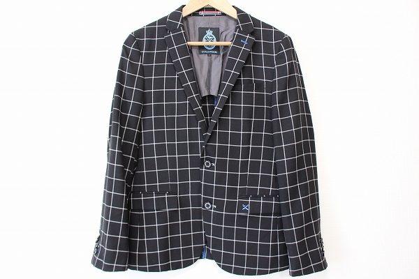 プレイフルなコーディネートにおすすめのギルドプライムのジャケットをお売りいただきました