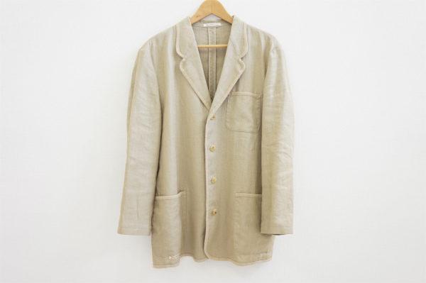 パイピングが可愛いパパスのメンズジャケットを買い取りさせていただきました
