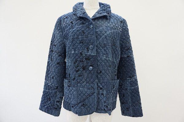 詩仙堂ヒトシタムラのキルティングジャケットを買い取らさせていただきました