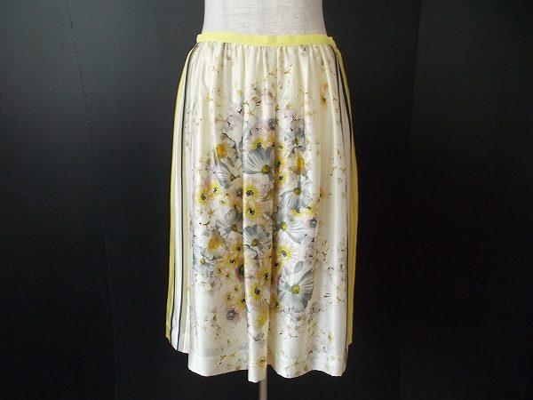 どの角度から見ても美しいデザインのエポカのスカートを買取いたしました