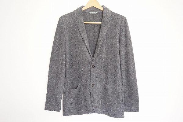 ずっと着ていても疲れない、エポカウォモのジャケットを買取いたしました