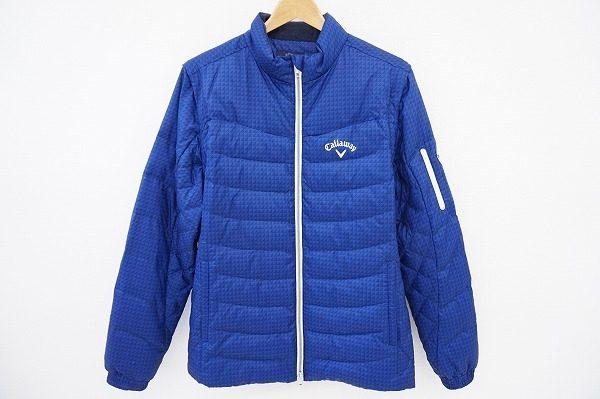 ゴルフウェアでも有名なキャロウェイのジャケットを買い取りました