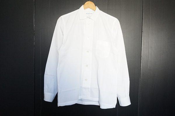 シンプルイズベスト!コムデギャルソンのメンズシャツをお譲りいただきました