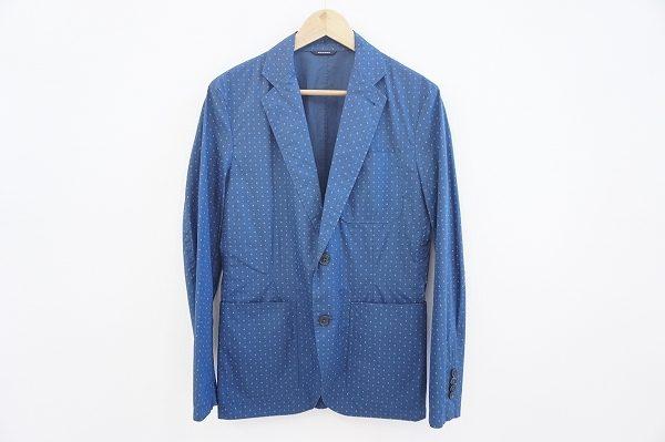 エレガントなデザインなのに気軽に羽織れるエルメスのジャケットを買取いたしました