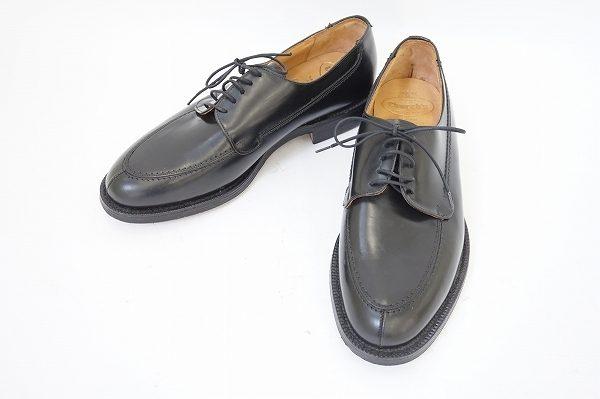 タフに履ける高級靴、チャーチのシューズを買取いたしました