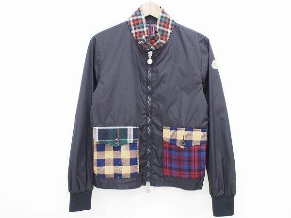 機能性の高さと遊び心がマッチした、モンクレール×コムデギャルソンのジャケットを買取いたしました