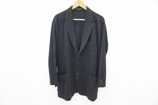 動きやすく、そしてかっこよいヨウジヤマモトコスチュームドオムのジャケットを買取いたしました