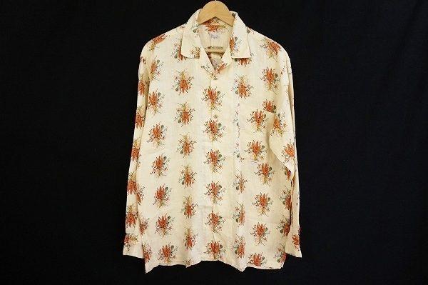 大人なエシカルファッション、パパスの長袖シャツを買取いたしました