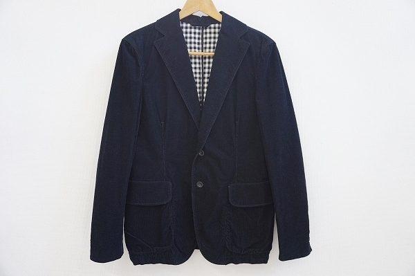 ギンガムチェックの裏地がおしゃれなトゥモローランドのジャケットを買い取りました