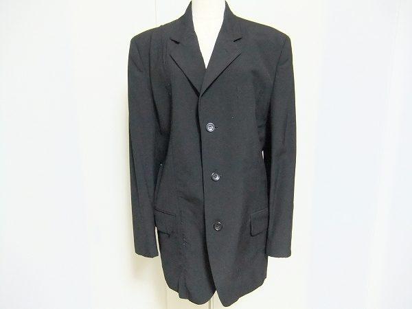 マニッシュなコムデギャルソンのレディースジャケットを買い取りました