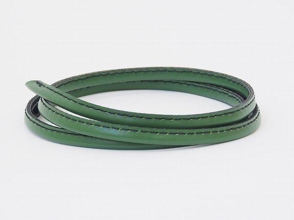グリーンが上品になる!ルイ・ヴィトン巾着紐を買取しました