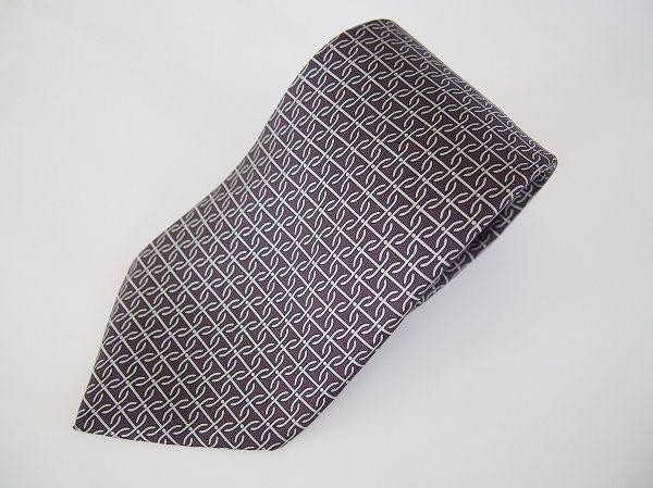 シックなイメージを演出したい人必見!エルメスネクタイを買取しました